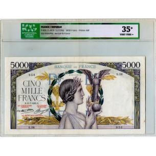 1000 Francs GABON 1986 P.10a NEUF