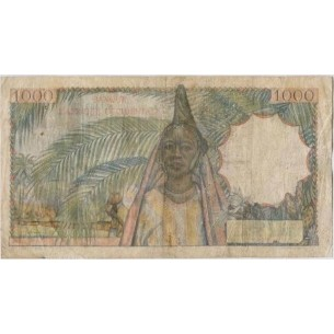 Mauritanie -Billet 200 Ouguiya 2004 P-11a