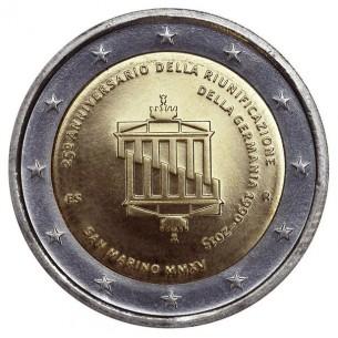 2 Euros commémorative Malte 2016