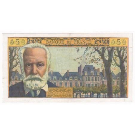 5 Nouveaux Francs 1964 SUP