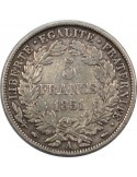 CAMEROUN France Libre 1 Franc bronze 1943