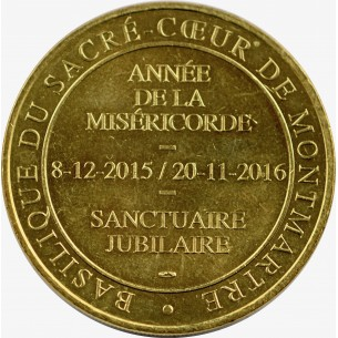ANDORRE pièce 2 Euros 2015 -Majorité