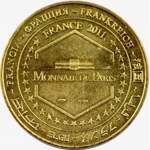 ANDORRE pièce 2 Euros 2015- Union douanière