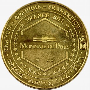 Pièce 2 Euros commémorative Andorre 2015 - Union douanière