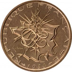 Togo 50 Centimes 1924 Bronze-Alu TTB