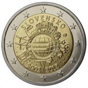 ALLEMAGNE pièce 2 Euros 2015-Réunification allemande