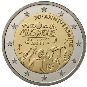 2 Euros commémorative Espagne 2015