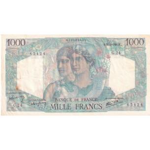 FRANCE 10000 Francs 1954 Génie Français 1954