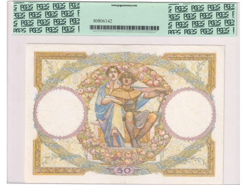 FRANCE 50 Francs RACINE 1953 F.64.29