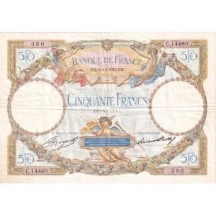 FRANCE 10 Francs Voltaire 1971 F.62.53