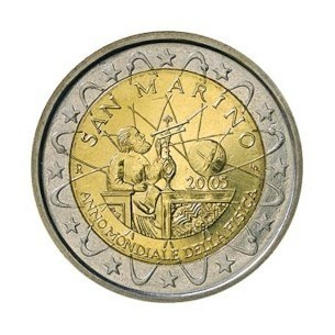 2 Euros com Luxembourg 2015-trône du Grand-Duc Henri