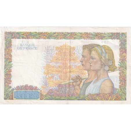 500 Francs La Paix 1940 F.32.1