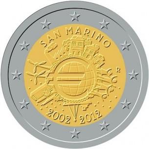2 Euros com Saint Marin BU 2014- Donato Bramante
