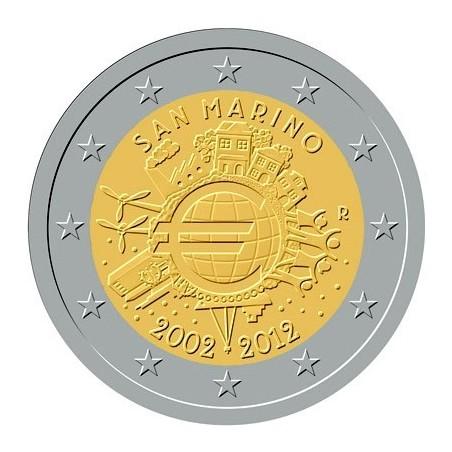 10 ans de l'euros