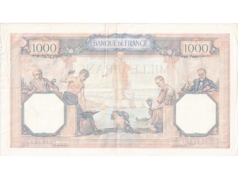 TCHAD Billet 500 Francs (1963) P.4e