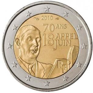 2 Euros com Saint Marin BU 2014- Giacomo Puccini