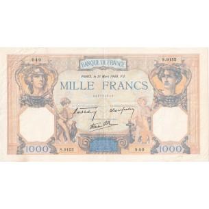 TCHAD - Billet 5000 Francs 1991 P.11