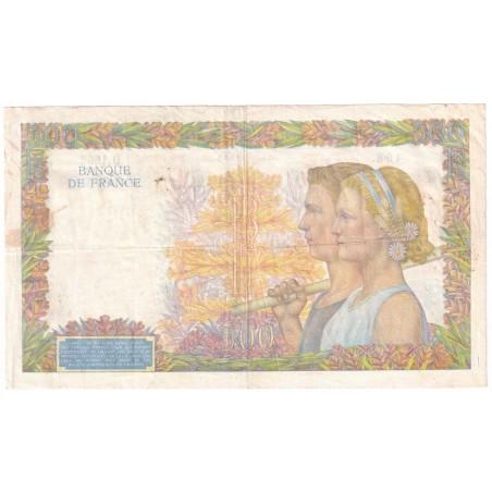500 Francs La Paix  France 1940 F.32.05