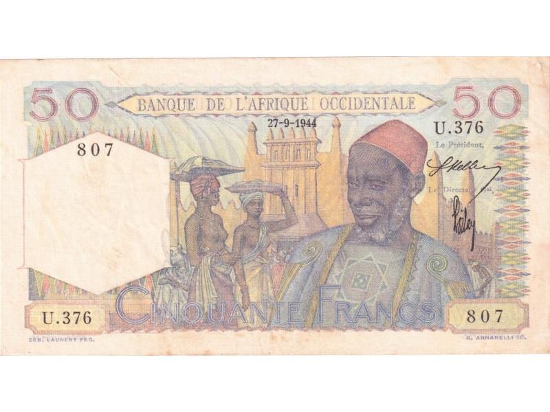 5000 Francs BON DE SOLIDARITÉ Annulé FRANCE  1941 KL.13Bs
