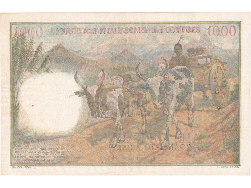 50 Francs BON DE SOLIDARITÉ FRANCE ANNULÉ 1941 KL.09A3