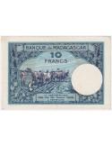 Gabon - Billet 5000 Francs  P-04a (1971) TB/TTB