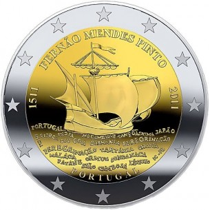2 Euros com Grèce 2013 -100e ann. du rattachement de la Crète a la Grèce
