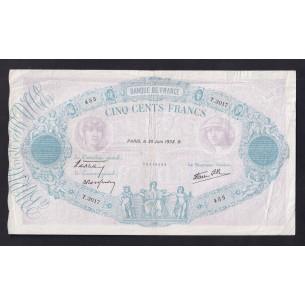 Algérie - Billet 100 Francs 1921 P-81a