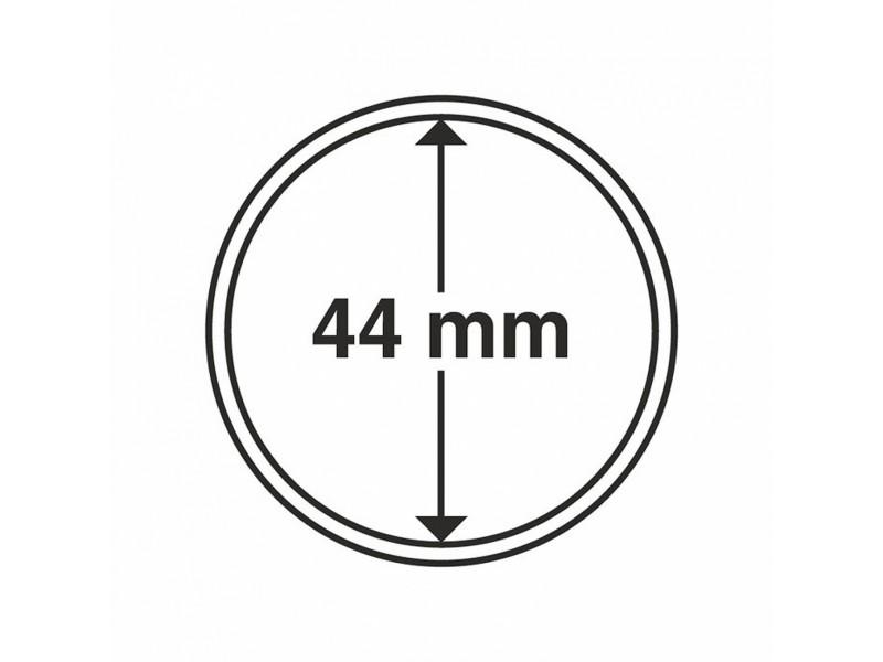 Capsules pour monnaie  44 mm