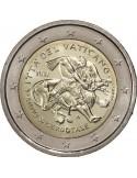 2 Euros com Vatican BU 2013-Siège Vacant de Benoît XVI