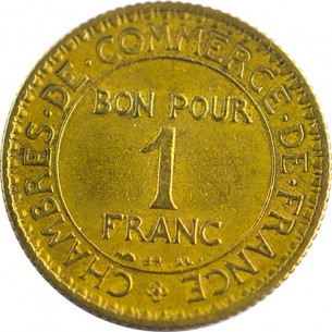 50 Francs LUC OLIVIER MERSON 1927 F.15.1