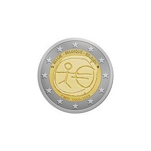 FRANCE pièce 2 Euros 2012 -10 ans de l'euro 2012