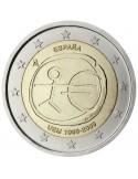 2 Euros com Italie - 10 ans de l'euro 2012