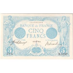 France -Billet 5 NF sur 500 Francs Victor HUGO 1959 F.52.2
