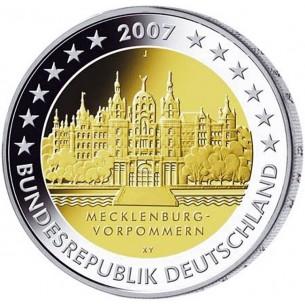 2 Euros Irande - 10 ans de l'euro 2012
