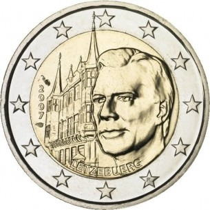 PAYS-BAS pièce 2 euros 2012 - 10 ans de l'euro 2012