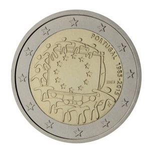 ESPAGNE piece 2 euro commemorative 2011- horizondescollectionneurs.com