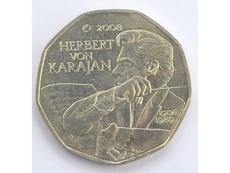 AUTRICHE 5 Euro -Centenaire de la...
