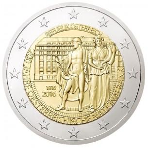 2 Euro commmémorative Slovénie 2016 (25e anniversaire de l'indépendance de la Slovénie)