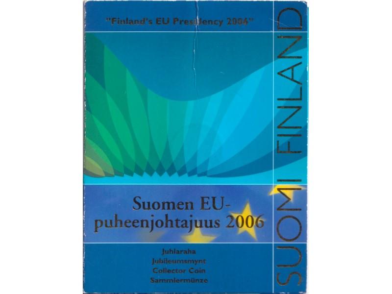 BU FINLANDE 5 Euro Présidence...