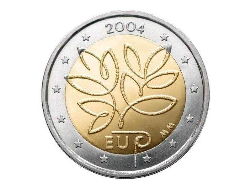 2 Euro commémorative Finlande 2004
