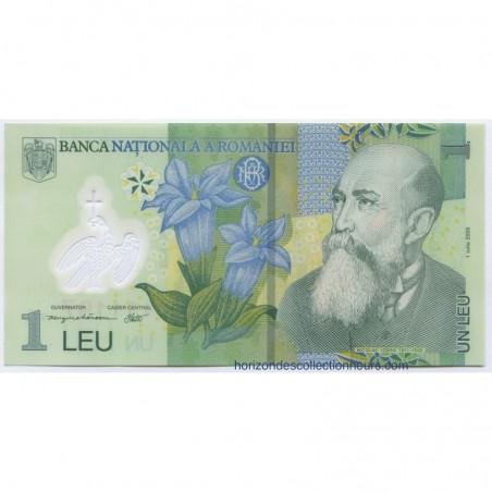 Billets de Roumanie