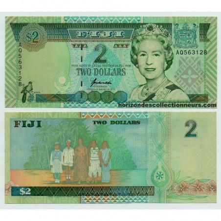 Billets du Fidji