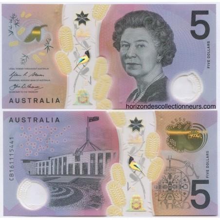 Billets d'Australie