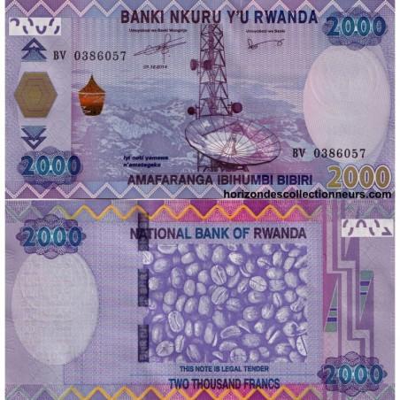 Billets du Rwanda