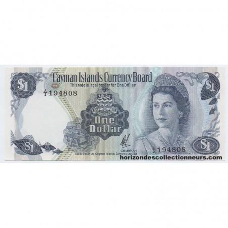 Billets des Iles Cayman