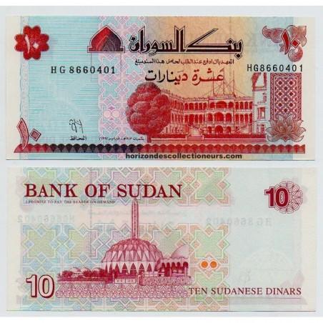 Billets du Soudan