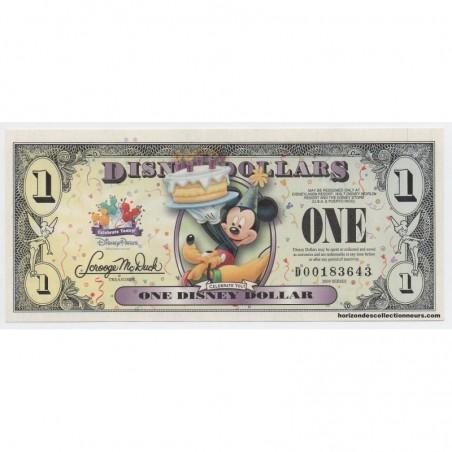 Billets Disney Dollars