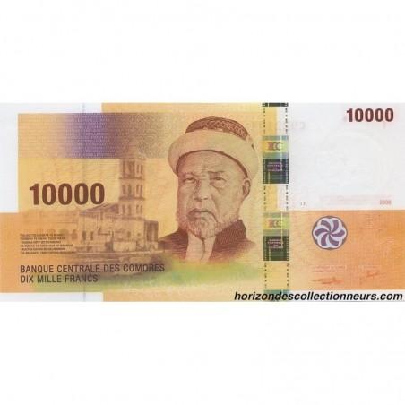Billets des Comores