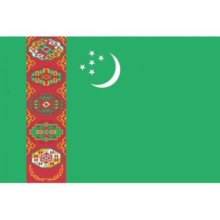 Billets du Turkménistan