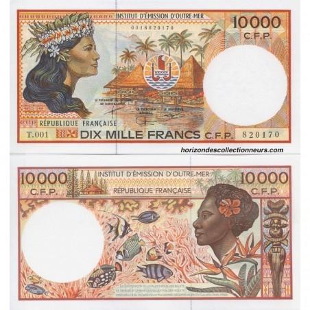 Billets du Pacifique Français